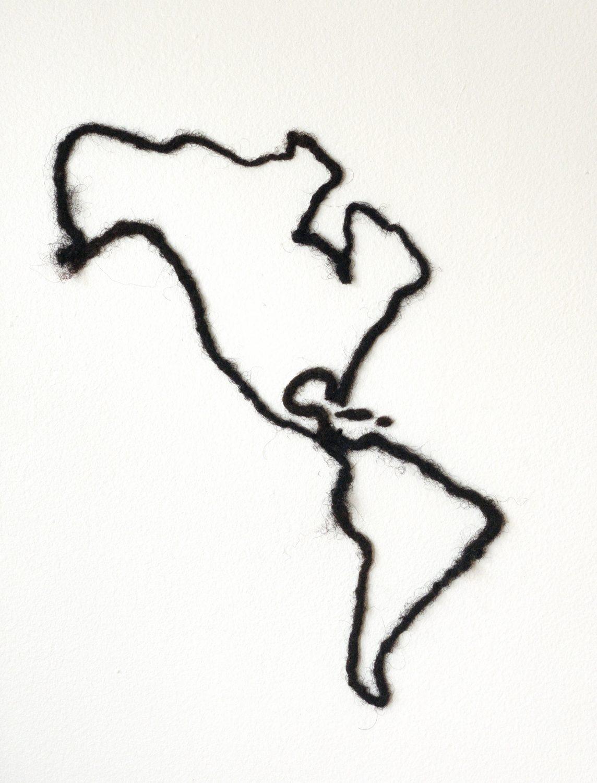 Un mapa desde mi memoria